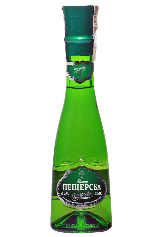 Peshterska Grape Rakia 200ml